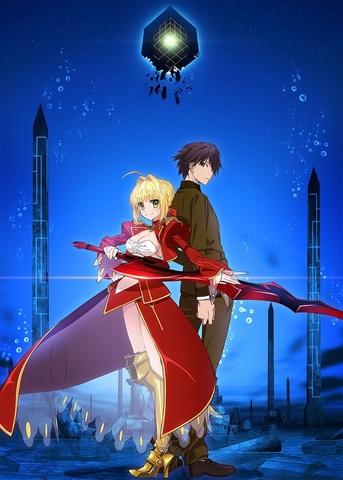 1月27日放送スタートのTVアニメ「Fate/EXTRA Last Encore」、キービジュアル第4弾&PV第3弾が解禁! 公式サイトもリニューアル