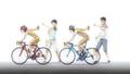 「弱虫ペダル GLORY LINE」、第2話のあらすじ&先行カットが到着!