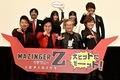 「劇場版 マジンガーZ / INFINITY」、初日舞台挨拶の公式レポートが到着!