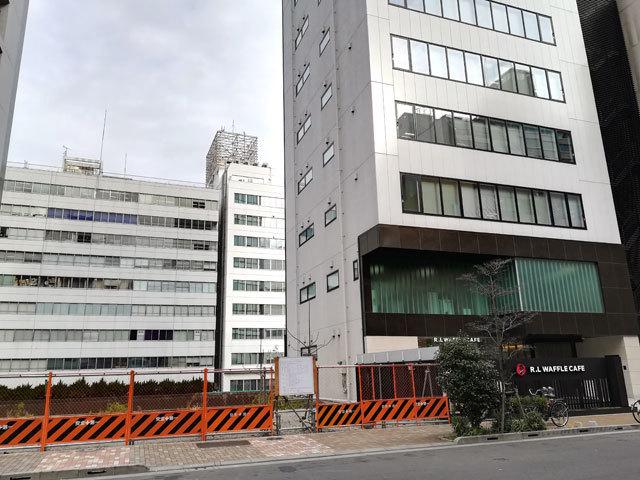 岩本町駅近くにビジネスホテルが建築予定 にっしんカメラ写真用品館跡地