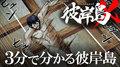 石田彰が「アキラ」を連呼!!「彼岸島X -特別編-」から「3分で分かる彼岸島」が本日より配信開始!!