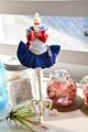 「美少女戦士セーラームーン」のミニチュアドレスが登場!お部屋に飾れば「ゴメンね」が素直に言えちゃうかも?