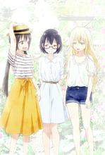 3人の女子中学生が繰り広げるシュール系ギャグに注目!「あそびあそばせ」アニメ化決定!!
