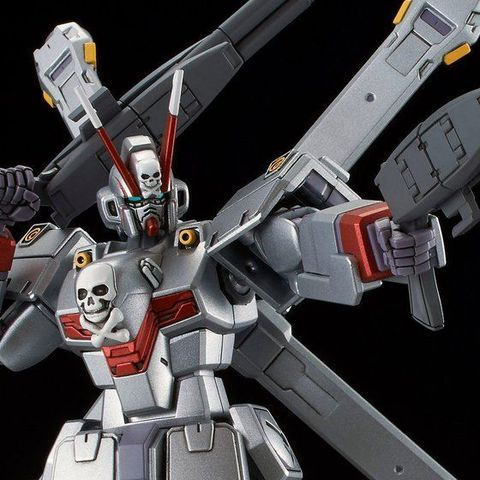 「機動戦士クロスボーン・ガンダム ゴースト」より、クロスボーン・ガンダムX-0がHGキット化!