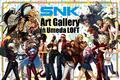 SNKのスペシャルイベント「SNK Art Gallery in Umeda LOFT」が開催決定!