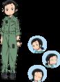 樋口真嗣×岡田麿里×ボンズのオリジナルアニメ「ひそねとまそたん」、超豪華キャスト陣が一挙解禁!!!
