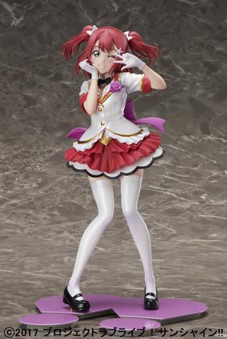 「ラブライブ!サンシャイン!!」Birthday Figure Project 第7弾は、ずっとアイドルに憧れていた、ダイヤの妹「黒澤 ルビィ」