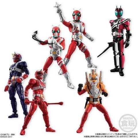 「SHODO仮面ライダーVS」シリーズ第8弾に、昭和10人目のライダー「仮面ライダーZX」が登場!