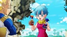 久川綾演じるブルマが登場! 花王×ドラゴンボールのWebアニメ動画が公開に