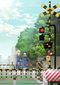 TVアニメ「踏切時間」、キービジュアル、キャラクタービジュアル、キャスト情報、主題歌、放送局が公開!!