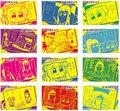 Newtype×TSUTAYA月替わりグッズ企画第6弾は「ポプテピピック」!  TSUTAYAにて完全オリジナルグッズを販売