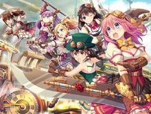 オタクガールズRPG「ぱすてるメモリーズ」、TVアニメ化が決定!詳細は「AnimeJapan 2018」にて発表
