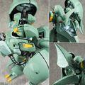 「機動戦士ガンダムZZ」より、ASSAULT KINGDOM クィン・マンサ/キュベレイMk-IIセットが好評発売中!!