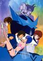 桂正和原作の名作ヒーローアニメ「夢戦士ウイングマン」が、BD-BOXになって復活!