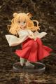 「きんいろモザイク Pretty Days」より、笑顔がまぶしい巫女姿のアリス・カータレットを立体化!