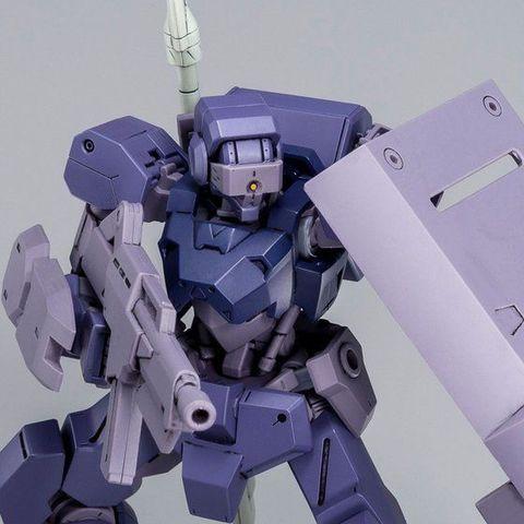 """「機動戦士ガンダム 鉄血のオルフェンズ」より、ブルーを基調としたカラーリングが特徴的な、テイワズ仕様の""""獅電""""が登場!"""