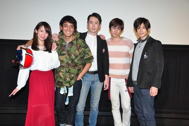 「劇場版Infini-T Force/ガッチャマン さらば友よ」、モーションアクタートークショーの公式レポートが到着!