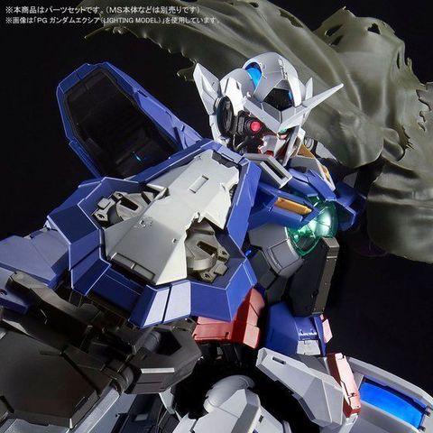 「機動戦士ガンダム00」より、ガンダムエクシアリペアを再現できる、究極のリペアパーツセットがPGで登場!!