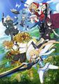 シリーズ累計4000万DLを超える大人気シリーズ最新作「叛逆性ミリオンアーサー」、TVアニメ化決定!