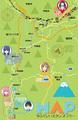 TVアニメ「ゆるキャン△」、山梨県内のモデル地&関連スポットをめぐるデジタルスタンプラリーが開催決定! 各種イベント・キャンペーン情報も到着