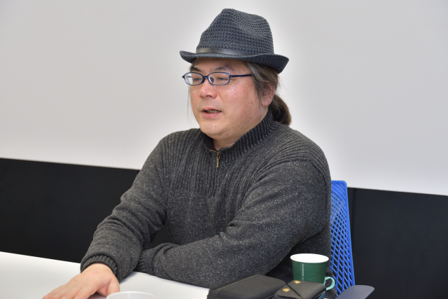 ナビゲーター:野村ケンジさん