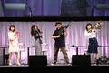 キャラクター愛用の武器を構える姿に会場も大興奮!「『ソードアート・オンライン オルタナティブ ガンゲイル・オンライン』ステージイベント」レポート【Anime Japan 2018】