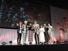 アニメ映画「GODZILLA」ステージは宮野や櫻井ら豪華キャストがゴジラになりきって登場! 追加キャストも発表に!【AnimeJapan2018】
