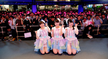 3人のアクション、表情、すべてが魅力的! 「Run Girls, Run! 位置について、よーい! AnimeJapan!」ステージレポート【Animejapan 2018】