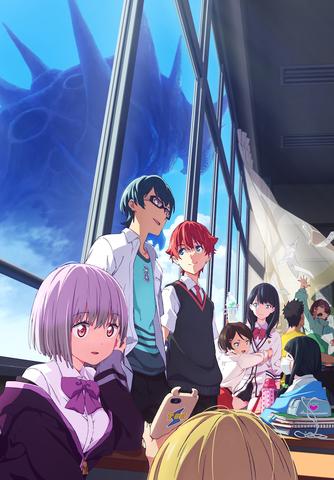 TVアニメ「SSSS.GRIDMAN」、キービジュアル・PV第1弾公開! メインキャスト&スタッフ追加解禁!