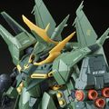 「機動戦士ガンダムZZ」より、ネオ・ジオン軍の誇る分離可変MSバウ量産型、RE/100の再販が決定!!