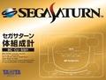 踏んでも壊れません! タニタ、セガサターンを忠実に再現した「セガサターン体組成計」を4月26日に発売!