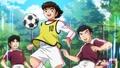 「キャプテン翼」、第3話「ニュー南葛小サッカー部スタート」のあらすじ&先行カットが公開!