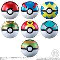 ポケモンゲット用ボールを本格再現!「ポケットモンスター ボールコレクション」から、未立体化4種を含んだ新商品が登場!!