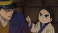 「ゴールデンカムイ」第3話感想:「やっぱり日本人は味噌だな」「うわぁ…うんこ食べて喜んでるよこの男」「ヒンナァヒンナァ」