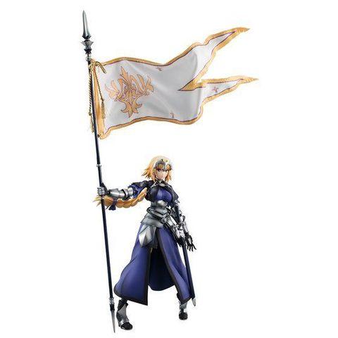 ワイヤー入りの生地を使用し自在なはためきを表現可能な宝具も付属!「Fate/Apocrypha」から1/8サイズのルーラーが登場!!