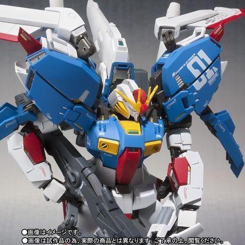 「GUNDAM SENTINEL」から、カトキハジメ氏デザインのSガンダムがMETAL ROBOT魂で登場!