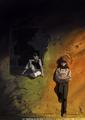 「幽☆遊☆白書」完全新作アニメのキービジュアルが公開! 蔵馬と飛影の出会いを描く「TWO SHOTS」を初アニメ化