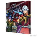 「機動戦士ガンダム THE ORIGIN」のフレーム切手シリーズが5月15日より受注開始!!