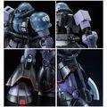 OVA「機動戦士ガンダム 第08MS小隊」での登場シーンが印象的な、高機動試作型ザクがHGシリーズキットが登場!!
