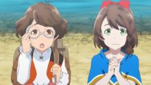 「LOST SONG」第2~3話感想:ふたりの歌姫を襲う過酷な運命! そんな中で癒しとなるのは歌とコメディ展開だ!?