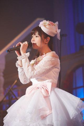 竹達彩奈のBEST LIVE「apple feuille」が映像化! メイキング映像も収録したBlu-ray&DVDが8月22日に発売