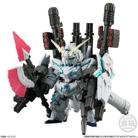FW GUNDAM CONVERGE:COREに「機動戦士ガンダムUC」からフルアーマー・ユニコーンガンダムが登場!!