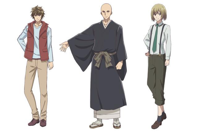 「京都寺町三条のホームズ」、木村良平、小林沙苗ら追加キャスト3名が発表に!