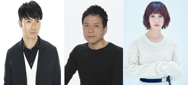 「劇場版 仮面ライダービルド」に、「仮面ライダー」シリーズ初出演の勝村政信、藤井隆、松井玲奈が参戦決定!