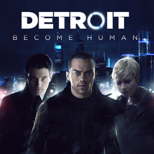 PS4「Detroit: Become Human」、スピンオフムービー「Tokyo: Become Human」を公開!