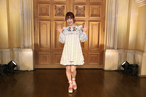 声優・内田彩、2ndシングル「So Happy」発売記念イベントレポート到着!