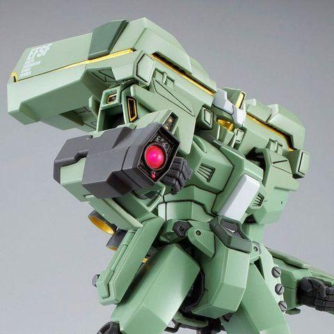 「機動戦士ガンダムUC」より、索敵用機器を備えた偵察仕様の機体形状を新規造形で再現したEWACジェガンが追加受注決定!