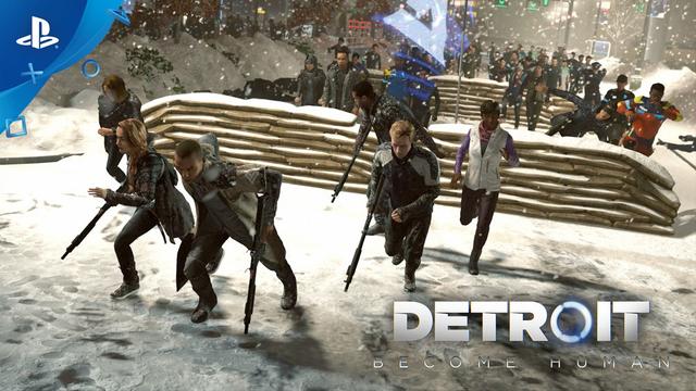 いよいよ来週末5月25日発売の「Detroit: Become Human」、日本限定の新トレーラーを公開!