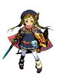 3DS「世界樹の迷宮X(クロス)」、冒険中に出会う新NPC&エネミーを解禁! 新職業「ヒーロー」のアナザーカラーも公開に