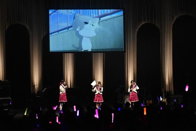 貴重な劇伴裏話トークに初披露曲のライブも!  TVアニメ「アニメガタリズ」イベント「グッドラックな土曜日♪」レポート